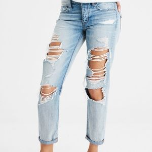 American Eagle Tomgirl Jeans
